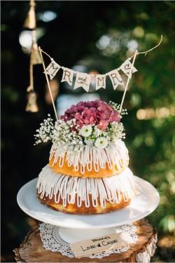 Bundt Wedding Cake