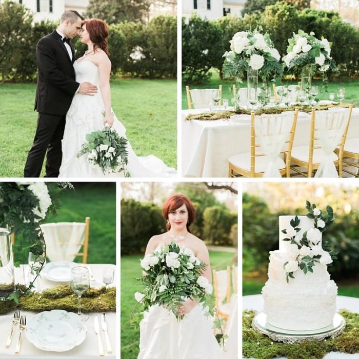 Heaven & Earth Wedding Inspiration Shoot
