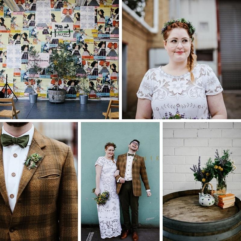 A Fabulous & Fun, Intimate Wedding
