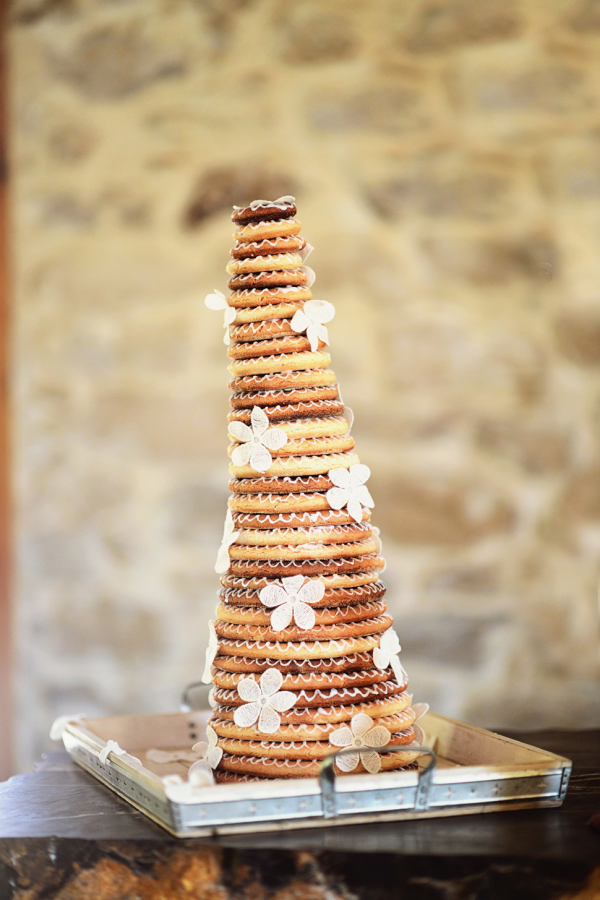 Norwegian Wedding Cake