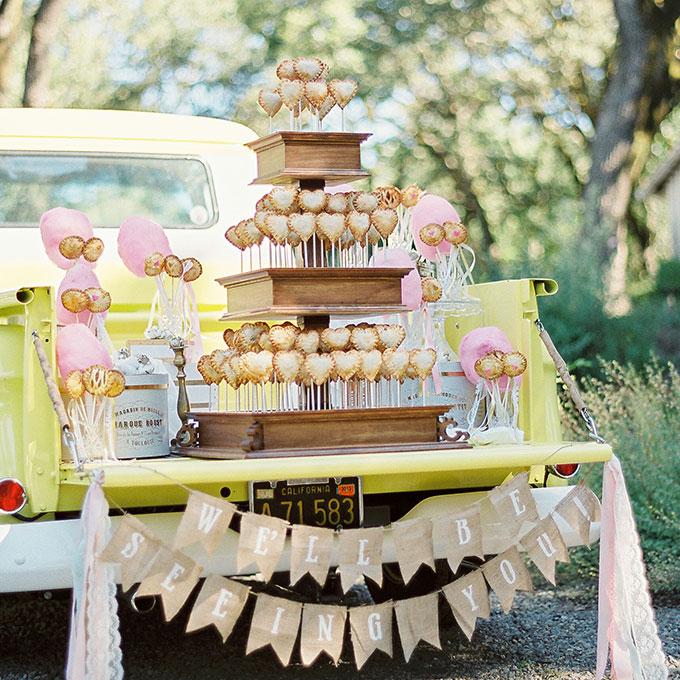 Pie Pops Wedding Cake Alternative