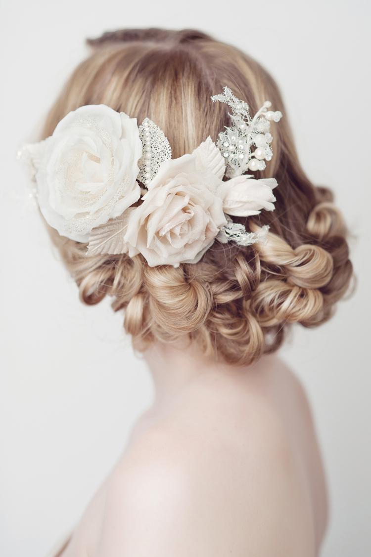 Rosalie Bridal Hair Comb