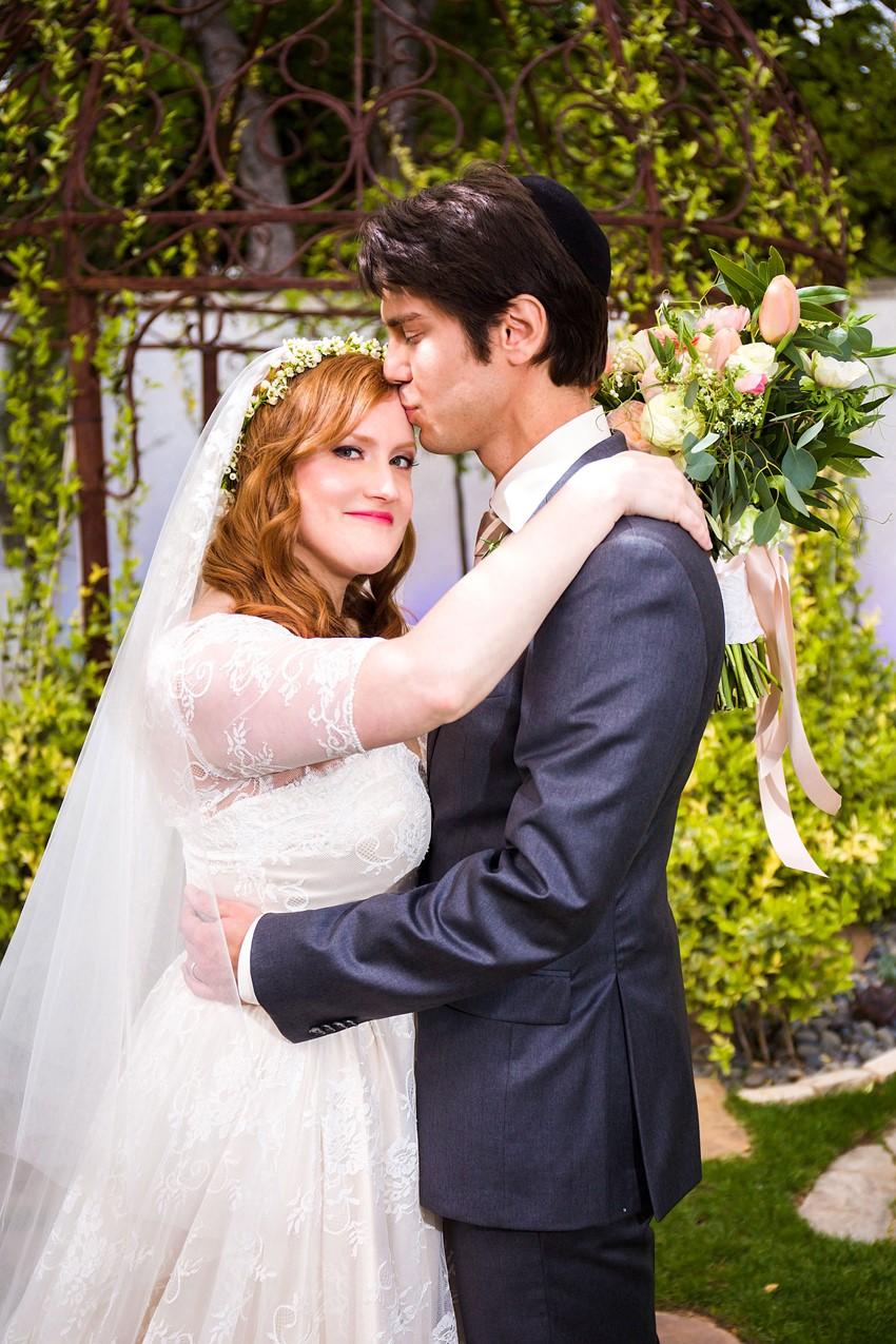 A Heartfelt Vintage Inspired Jewish Wedding