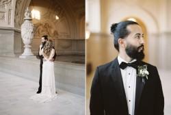 City Hall Elopement Groom's Look // Photography ~ Lara Lam