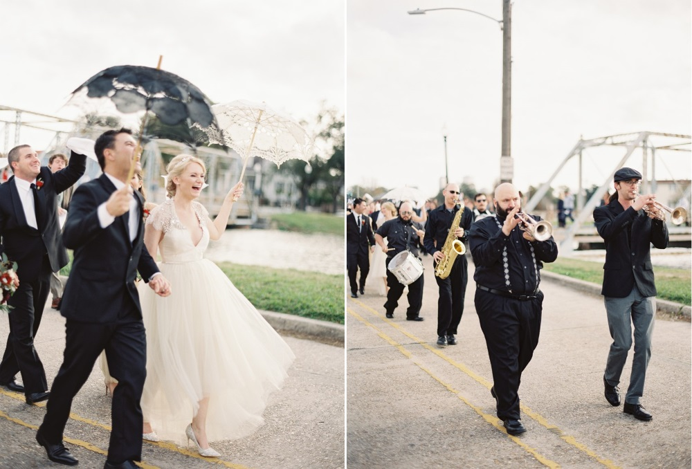 New Orleans Wedding // Photography ~ Marissa Lambert Photography