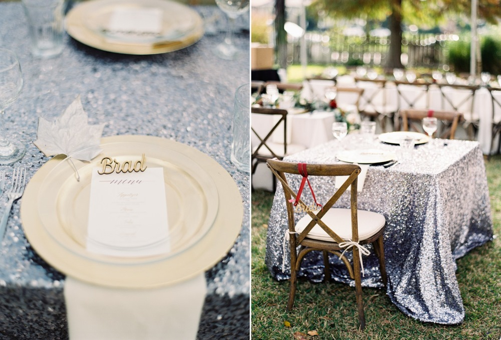 Sweetheart Wedding Table // Photography ~ Marissa Lambert Photography