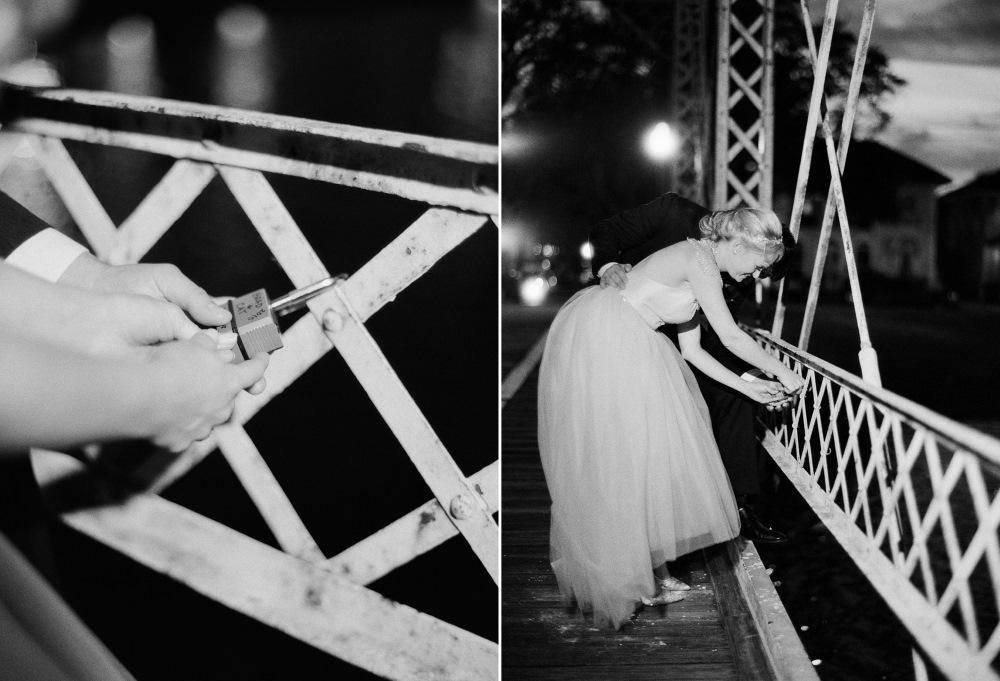 Bridge Lock // Photography ~ Marissa Lambert Photography