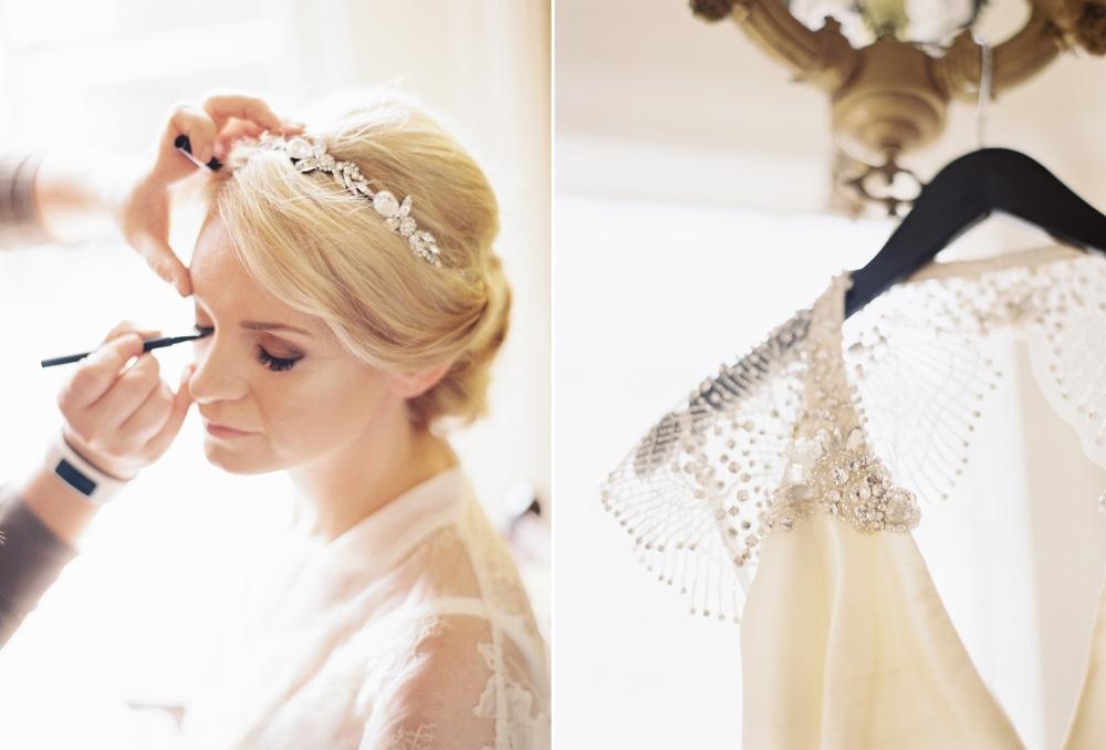 Bridal Makeup // Photography ~ Marissa Lambert Photography