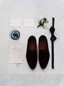 Groom's Accessories // Photography ~ Lara Lam