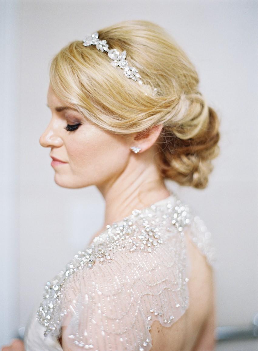 Timeless Bridal Hair & Makeup // Photography ~ Marissa Lambert Photography