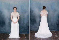 Seraphina - Romantic Wedding Dress from Emily Riggs Bridal