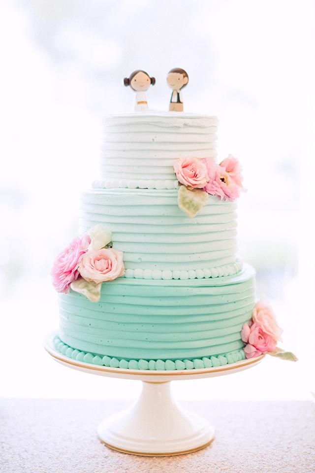Bespoke Wedding Cake Toppers