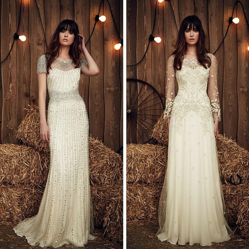 Vintage Wedding Dresses Spring 2017