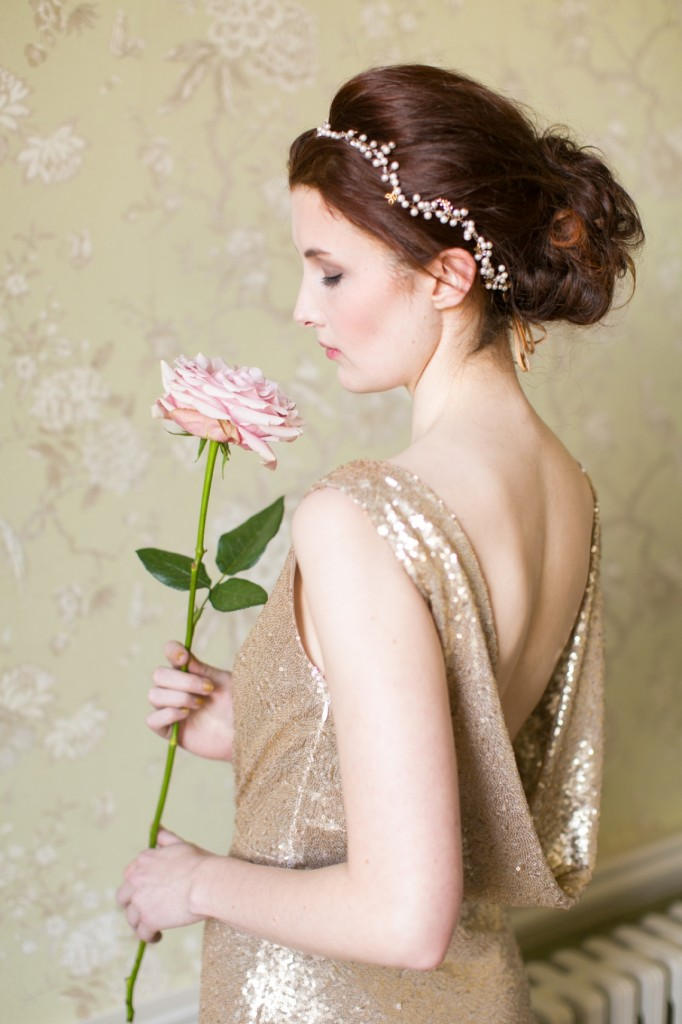 Single Stem Rose Bouquet