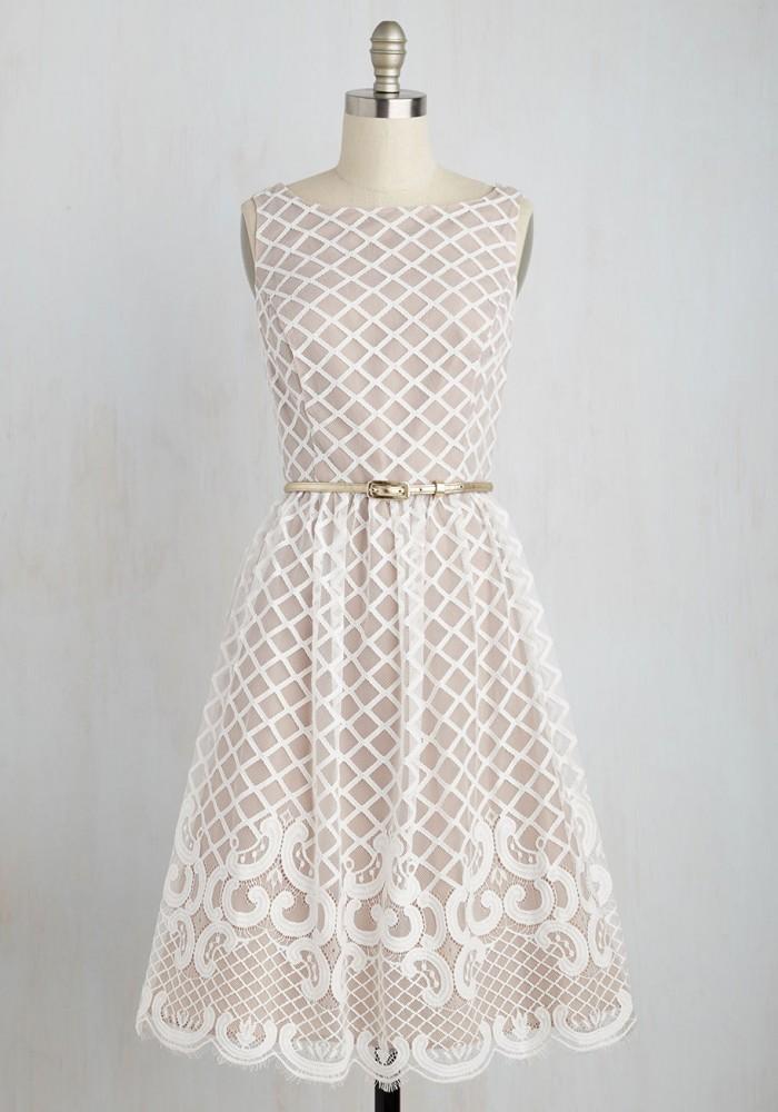 Broadcasting Belle Dress