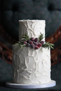 Victorian Revisited Wedding Cake