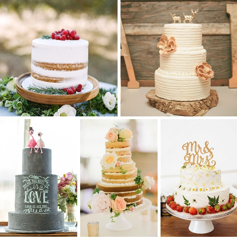 20 Fabulous Wedding Cake Toppers