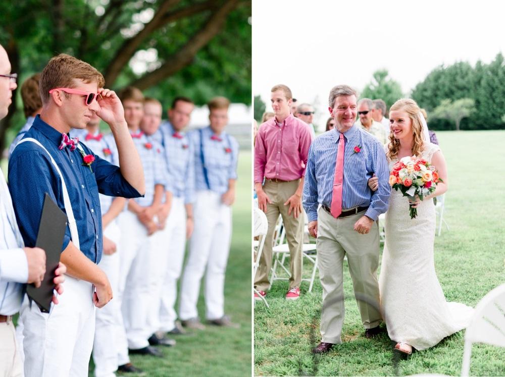 Bride & Father // Photography ~ Anna Kardos