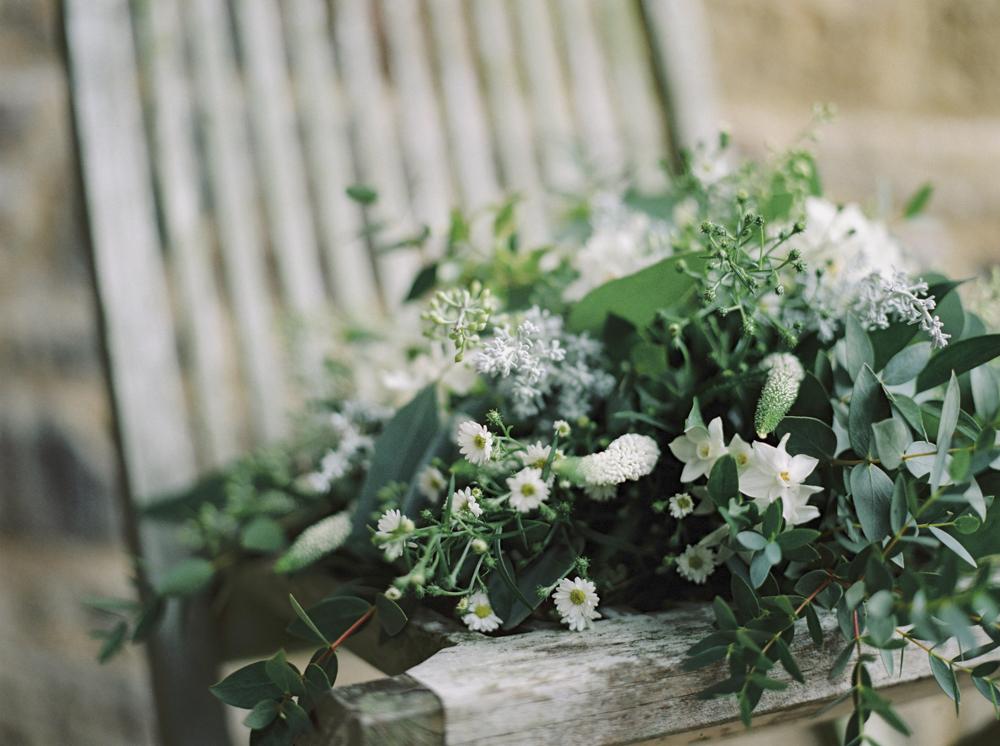 Elegant Rustic Wedding Bouquet // Photography ~ Theresa Furey
