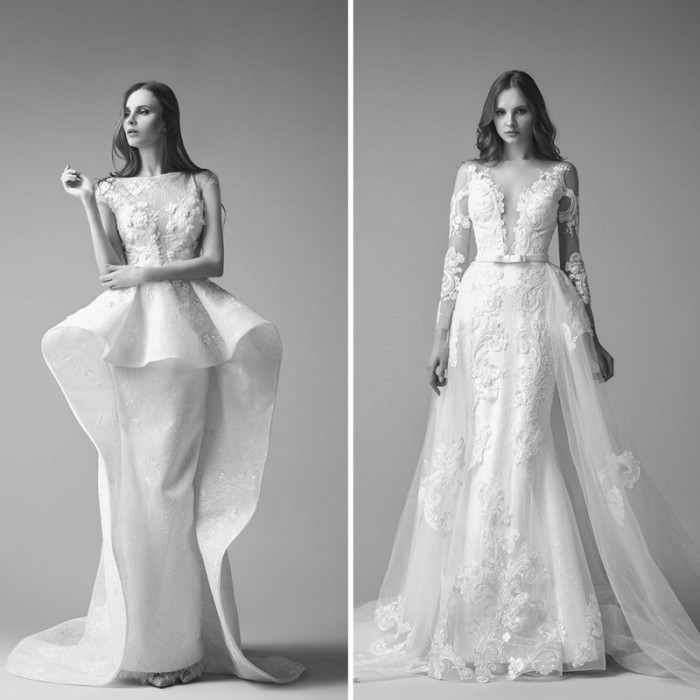 The Stunning 2017 Bridal Collection from Saiid Kobeisky