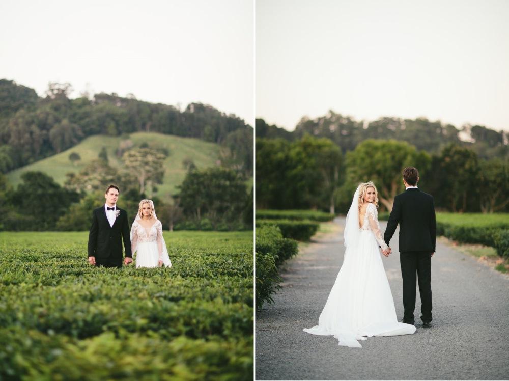 Romantic Wedding Portraits // Photography ~ White Images