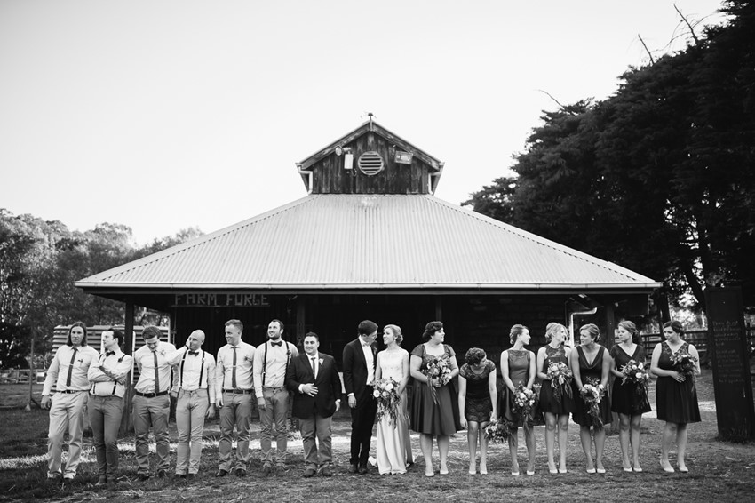 Bridal Party // Photography ~ Pierre Curry