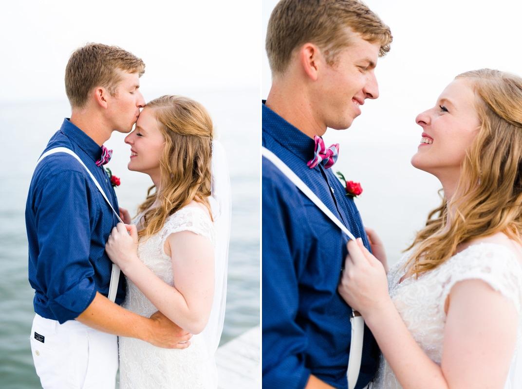 Nautical Wedding Portraits // Photography ~ Anna Kardos