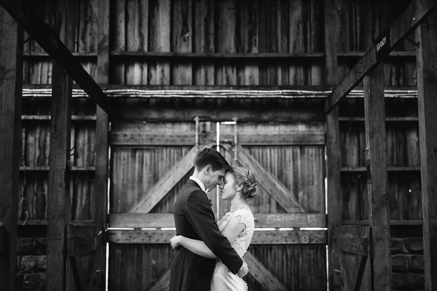 Vintage Inspired Bride & Groom // Photography ~ Pierre Curry