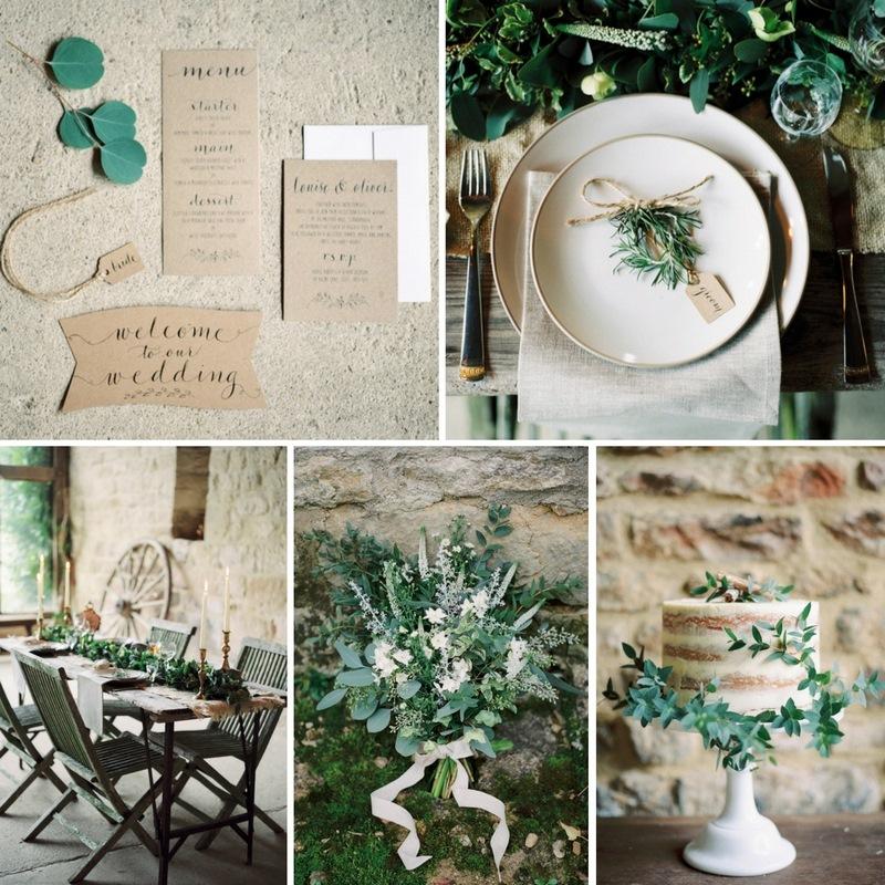 Elegant Rustic Wedding Inspiration