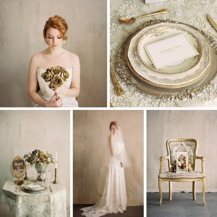 Exquisite Gold Heirloom Bridal Shoot // Photography ~ Lara Lam