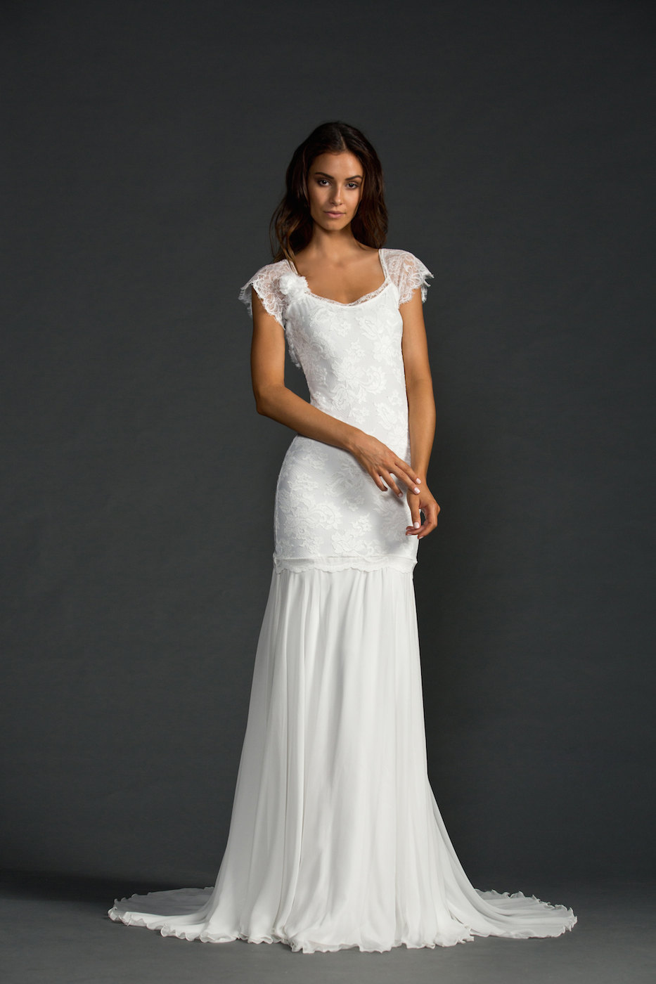 Boho Wedding Dress From Grace Loves Lace