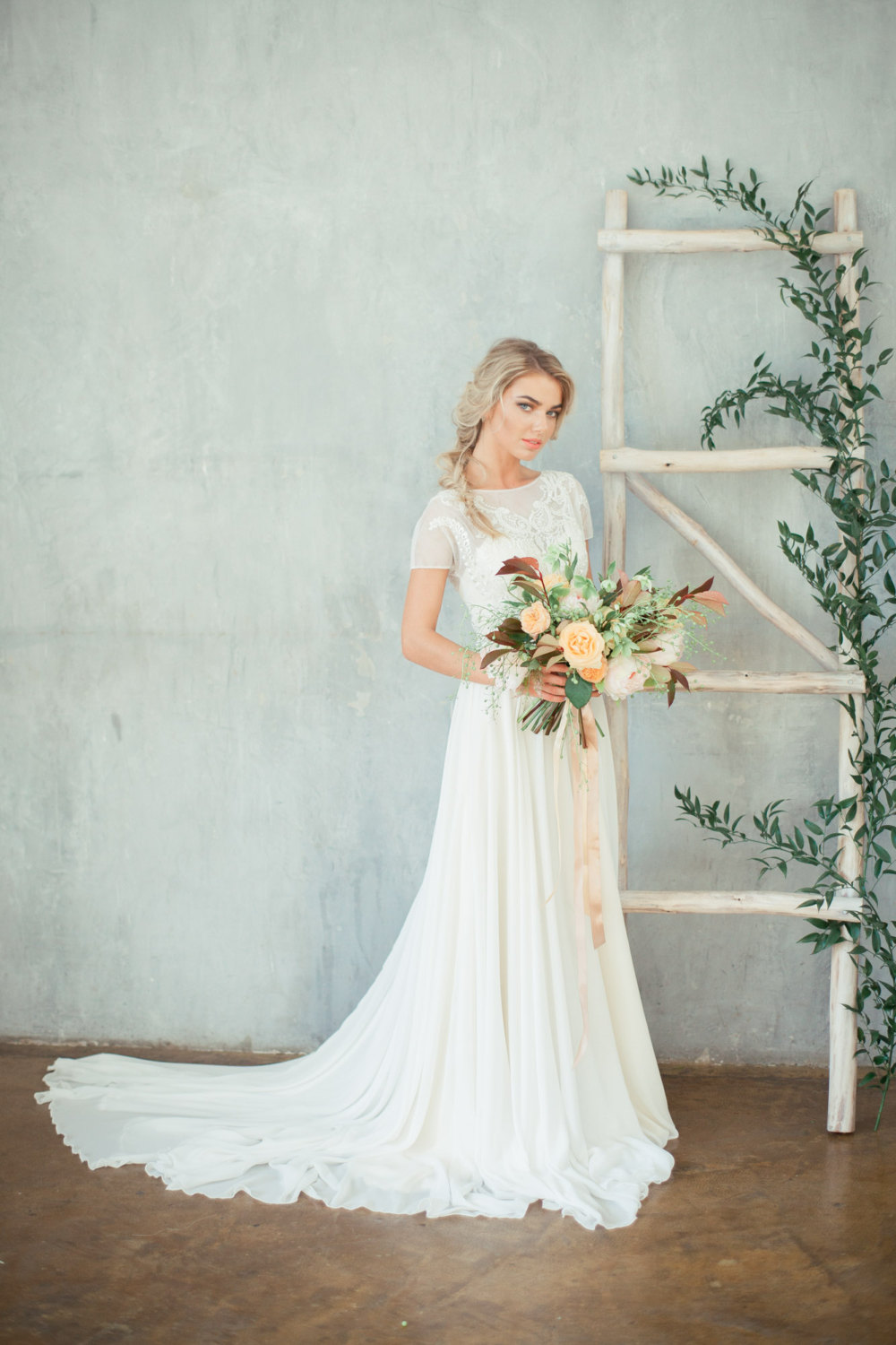 'Teona' Beautiful and Budget Friendly Wedding Dress