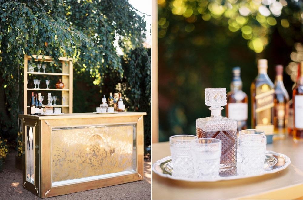 Wedding Bar // Photography ~ Kristin La Voie Photography