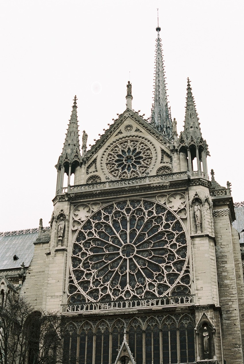 Notre Dame Cathedral // Photography ~ Lara Lam
