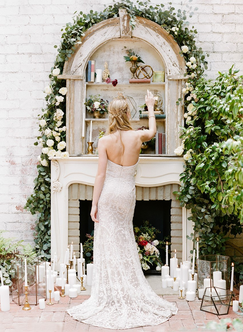 Elegant Bride // Photography ~ Rebecca Yale Photography
