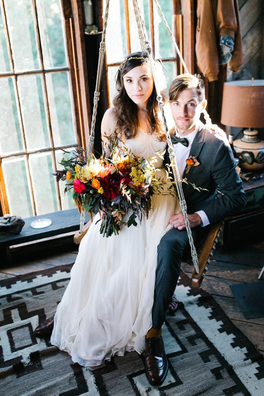 Bride & Groom Portraits // Photography ~ Maria Lamb