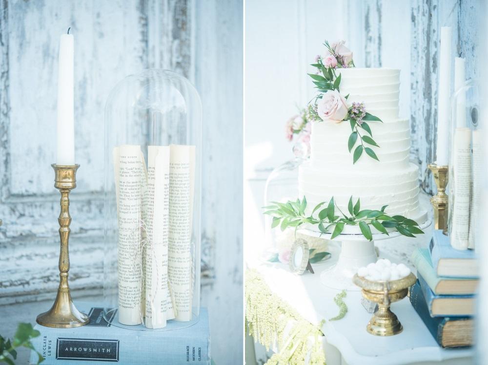 Vintage Wedding Decor // Photography ~ Injoy Imagery
