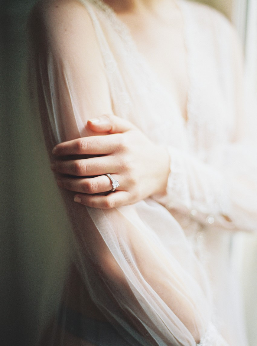 Diamond Engagement Ring // Photography ~ Lara Lam