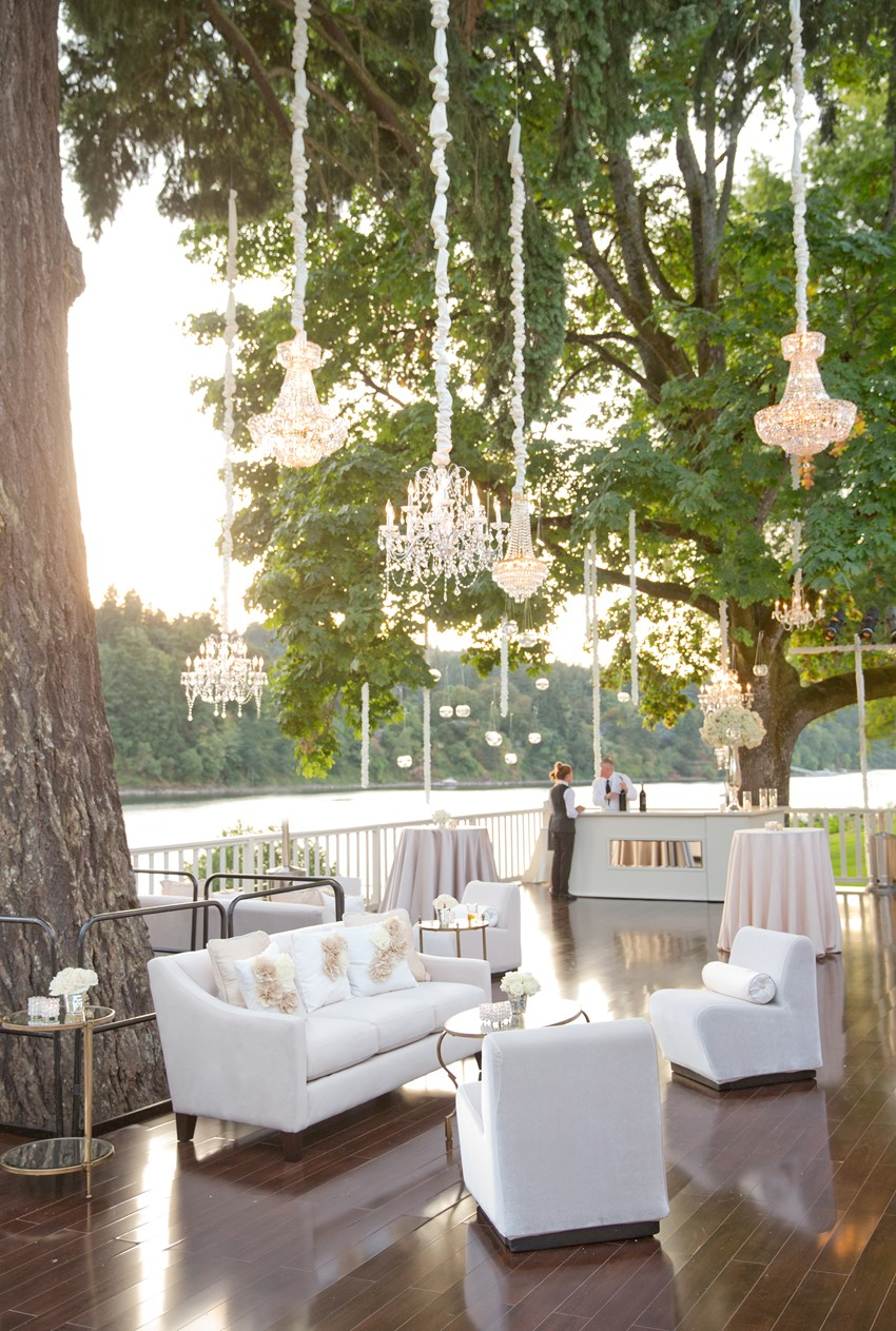 Chandeliers Wedding Lighting