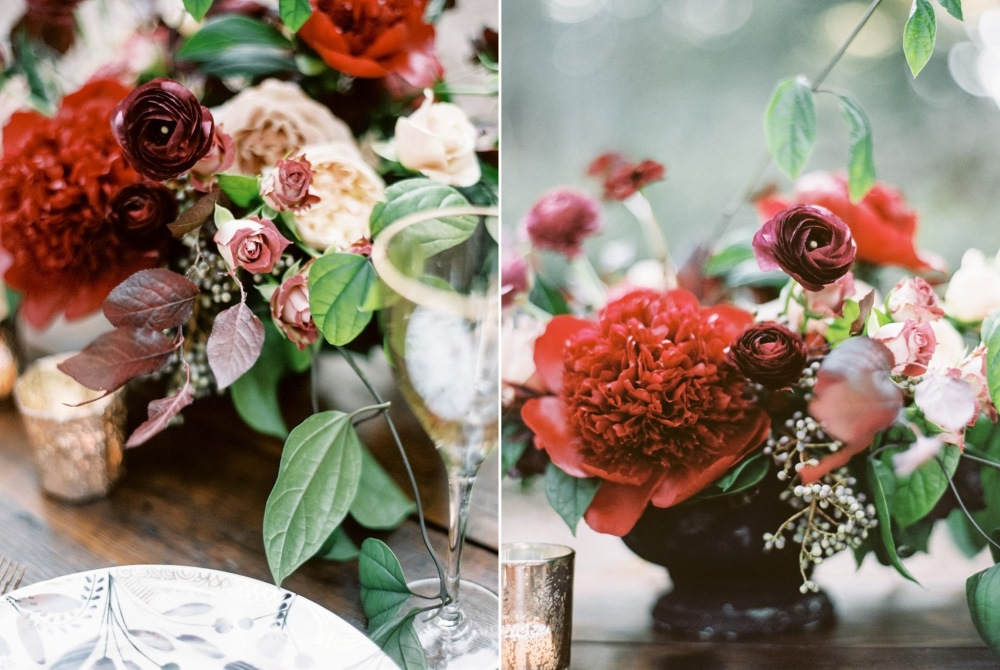 Stunning Elopement Sweetheart Tablescape // Photography ~ Taralynn Lawton