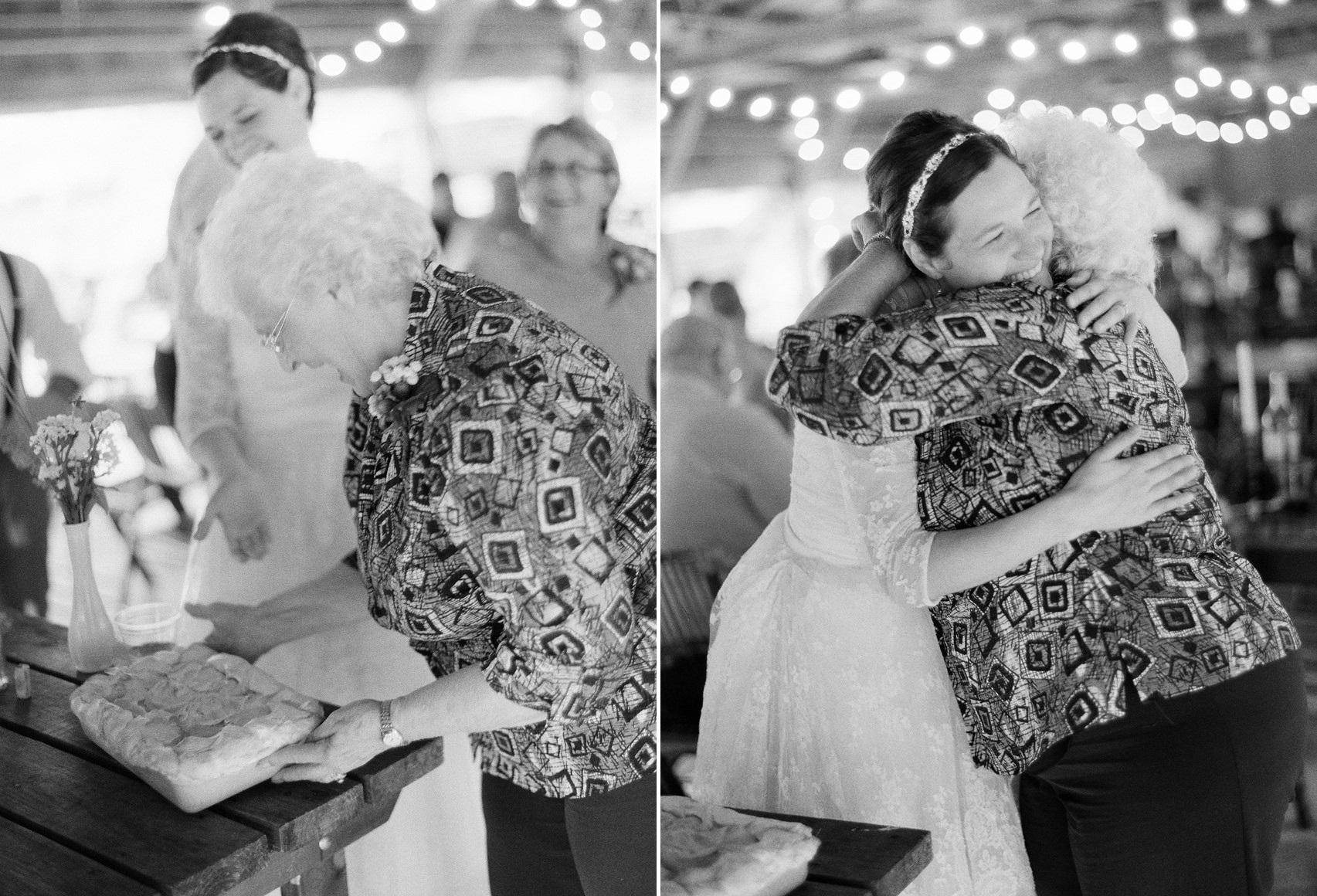 Bride & Grandma // Photography ~ Emily Steffen