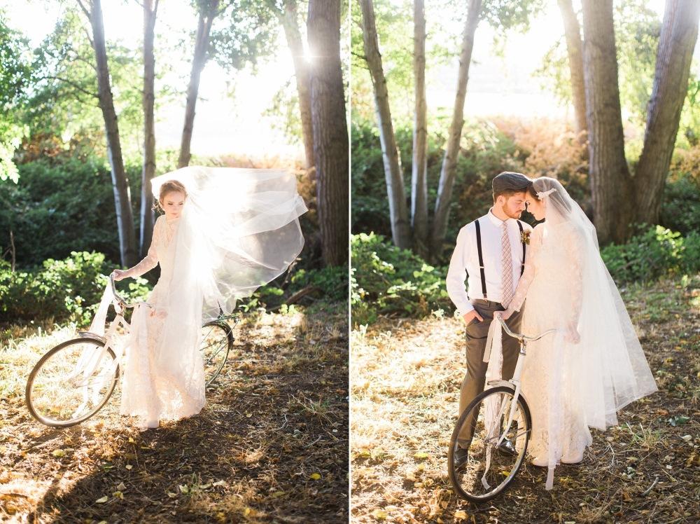 Elegant Fall Anne Of Green Gables Wedding Inspiration Chic