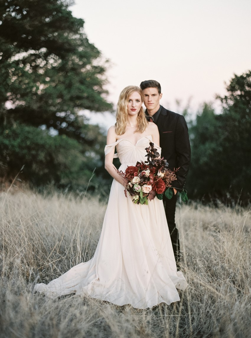 Romantic Fall Elopement // Photography ~ Taralynn Lawton