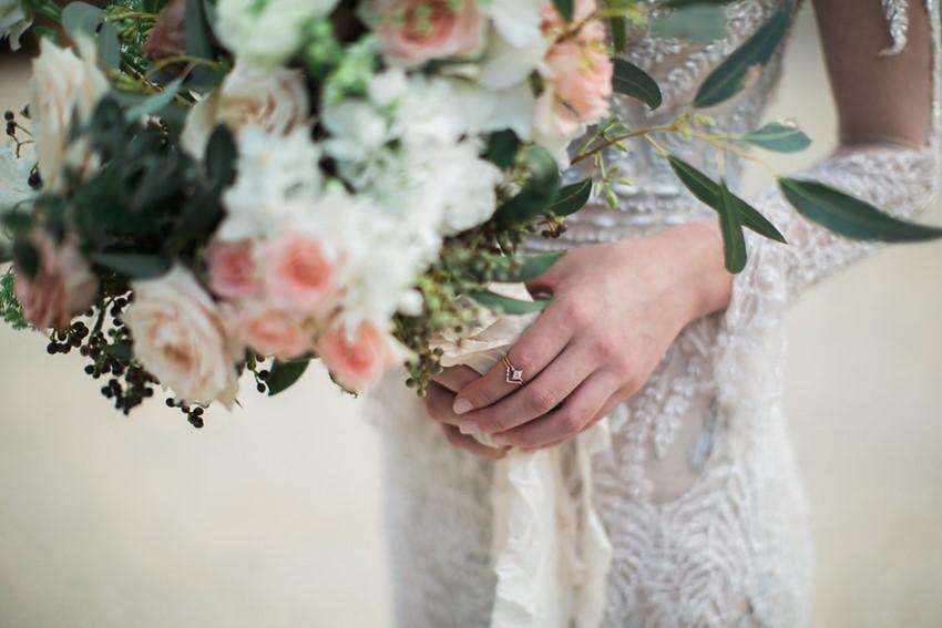 Boho Engagement Ring // Photography ~ White Images