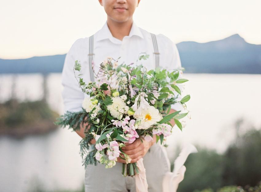 Engagement Shoot Bouquet