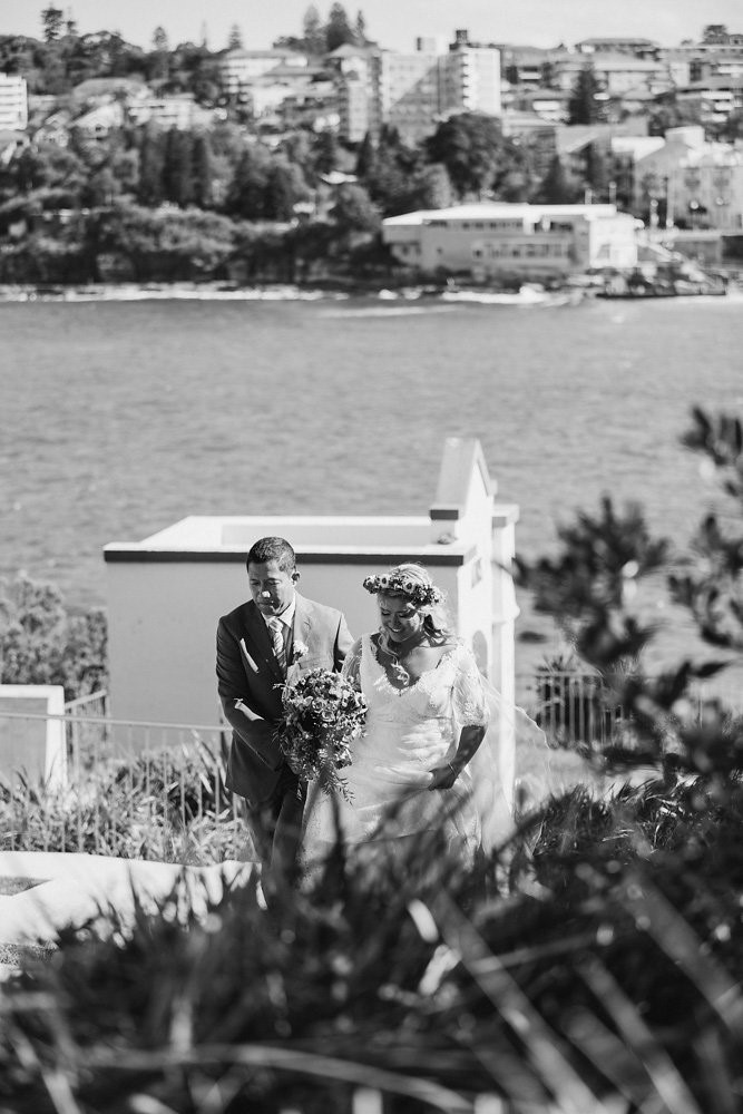 Bride & Father Arriving at the Ceremony // Photography ~ Bless Photography