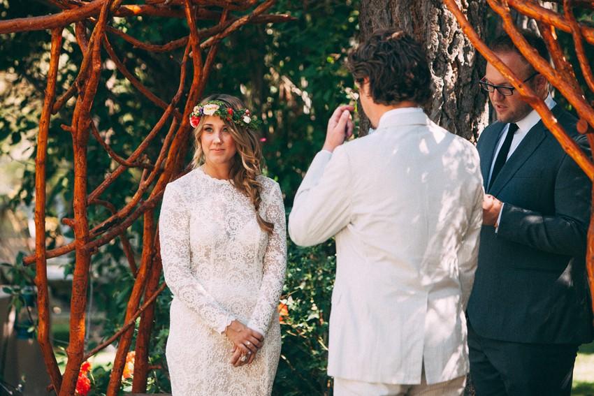 Boho Bride // Photography ~ The Darlene