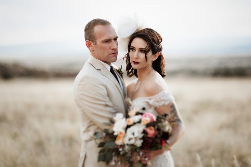 Desert Wedding Photos // Photography ~ Elizabeth Wells Photography