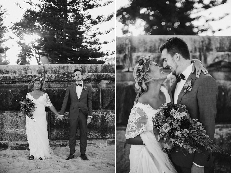 Boho- Vintage Bride & Groom // Photography ~ Bless Photography