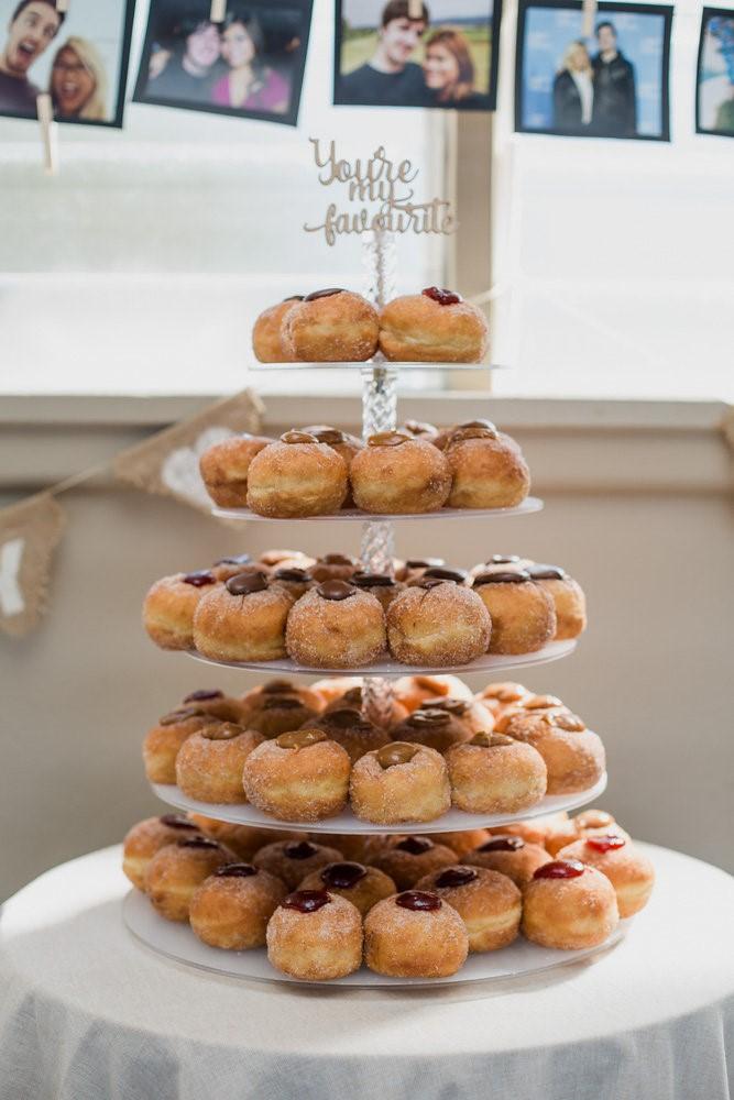 Boho- Vintage Alternative Wedding Cake // Photography ~ Bless Photography